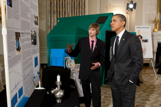 Taylor Wilson: O 18χρονος πυρηνικός φυσικός